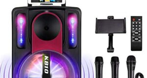 Karaoke Machine for Kids & Adults,