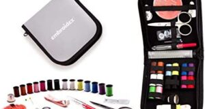Embroidex Sewing Kit for Home, Travel