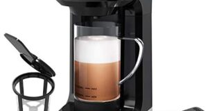 Milk Froth Brew Coffee Maker Single