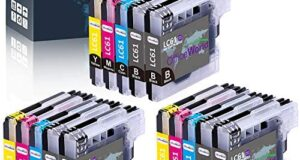 OfficeWorld LC61 Compatible Ink