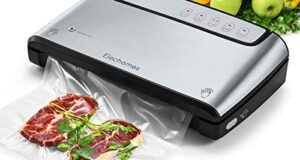 Elechomes Vacuum Sealer, Built-in Bag