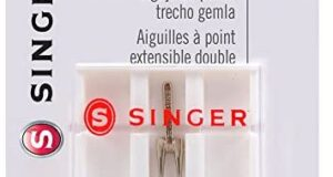 SINGER 04719 Universal Twin Stretch