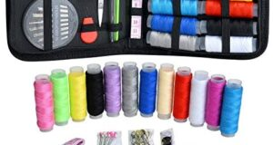 Sewing Kit, Zipper Portable Mini