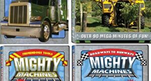 Mighty Machines: Big Wheels Rollin' /