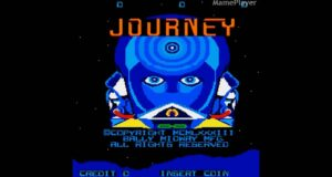 Journey 1983 Bally Midway Mame Retro