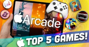 Top 5 Apple Arcade Games for iPad