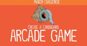 Maker Challenge: Create an Arcade Game